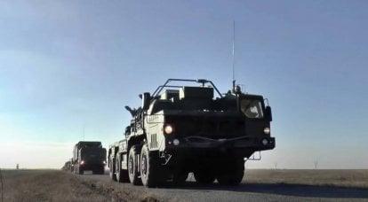 एस -400 वायु रक्षा प्रणालियों के तीसरे रेजिमेंटल सेट को अनुसूची से आगे रक्षा मंत्रालय में स्थानांतरित कर दिया गया