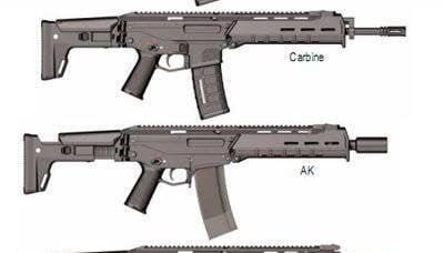 MAGPULL MASADA / Bushmaster ACR