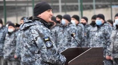 """우크라이나 해군 사령관은 새로운 코르벳의 """"임박한 부설""""을 발표했다"""