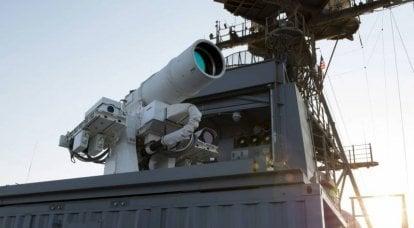 Pro e contro dei laser da combattimento degli Stati Uniti