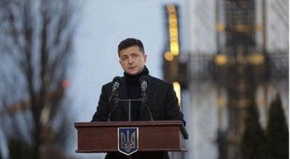 Zelensky sagte zu Ehren von wem es notwendig ist, die Straßen in der Ukraine zu nennen