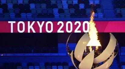 Coquetel olímpico: medo e repulsa em Tóquio