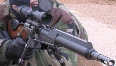 法国狙击步枪FR F1和FR F2