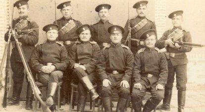 Vida dos soldados russos no início do século XX: opiniões de seus comandantes