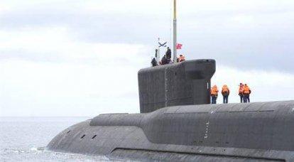 「ユーリ・ドルゴルキー」は初めて魚雷発射を行います