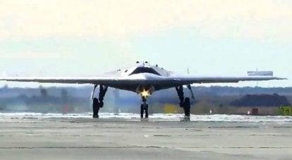 O drone de ataque russo S-70 se tornará invisível para o inimigo
