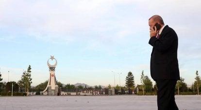 """एर्दोगन ने """"पूर्ण दृढ़ संकल्प"""" के साथ अज़रबैजान के लिए तुर्की समर्थन की घोषणा की"""