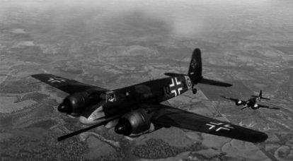 Aeronave de combate. Horror volando ... No, solo horror