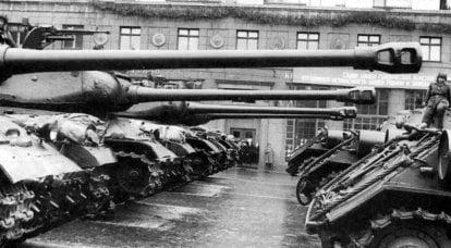 """Armure pour """"Joseph Staline"""". L'essor de la construction de chars lourds soviétiques"""