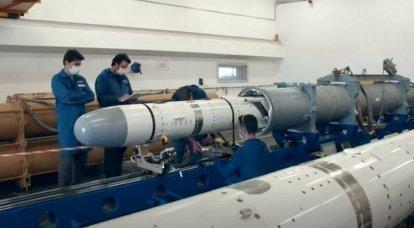 """Le missile anti-navire turc """"Atmaka"""" est prêt pour la production en série"""
