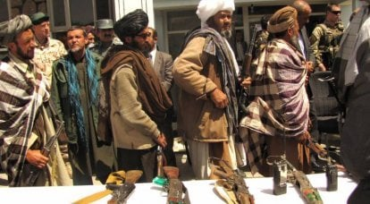Afghanistan. The Great Taliban Warriors, or How Americans Are Kicked Out Using the American Experience