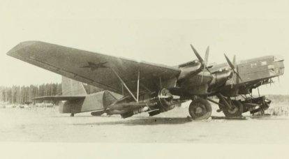 """Haziran 3'de Sovyet TB-1941 bombardıman uçaklarının Alman """"Messerschmitts"""" ile """"buluşmasının"""" hikayesi"""