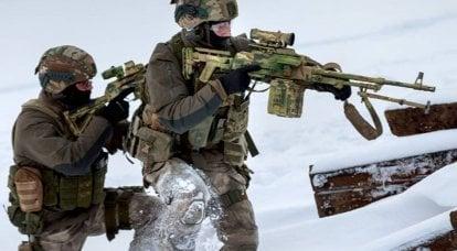 二月27  - 武装部队特种作战部队日