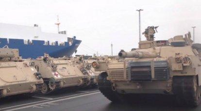 米国は演習の一環としてポーランドへの軍の移動を開始します