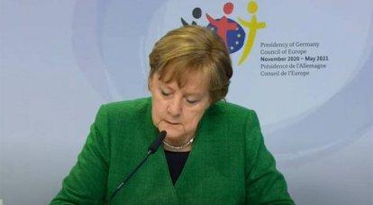 Merkel: Gas in der SP-2-Pipeline wird nicht schlechter sein als Gas in der Ukraine und in der Türkei