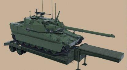 アメリカでは、彼らは軽戦車を選びます:プロトタイプの賛否両論