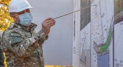 Ministério da Defesa começa a trabalhar para fornecer água potável à Crimeia