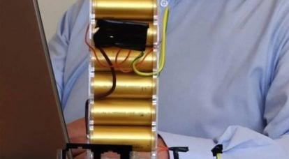 让我们来谈谈科学:科学家使用一种特殊的电解质来制造自装载电池