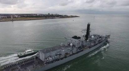 Gran Bretaña dividirá su grupo de ataque de portaaviones para enviar buques de guerra al Mar Negro
