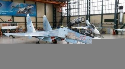 Le ministère de la Défense a annoncé son intention d'acheter le Su-30SM2 et le Yak-130