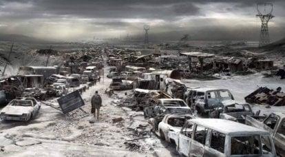 Consequências de uma guerra nuclear global
