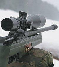 現代の狙撃兵になるべきもの(1の一部)