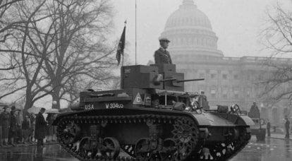 Los autos del tío Sam: la historia de la construcción de tanques en EE. UU.