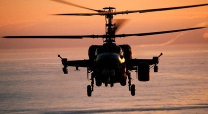 Obvious interest and lack of competition. Possible delivery of Ka-52K to China