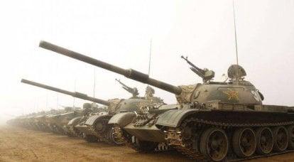 进口就是我们的一切:中国坦克制造的历史