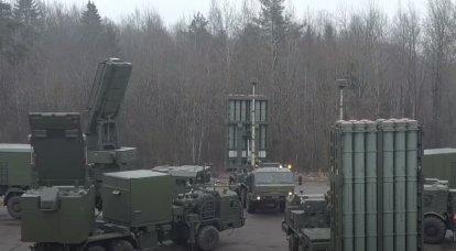 """""""El rearme ha comenzado"""": el sistema de misiles antiaéreos S-350 """"Vityaz"""" fue a las tropas"""