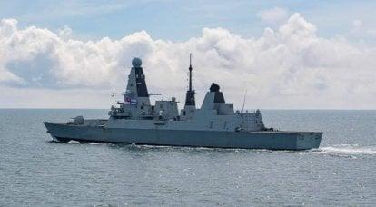 """""""Fiasco épico"""": o Ministério da Defesa da Rússia comentou sobre a provocação do contratorpedeiro britânico D36 Defender"""