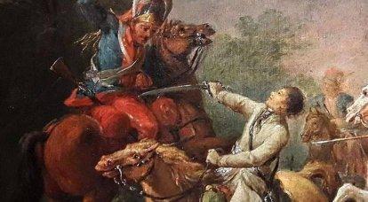 Il massacro di Praga del 1794
