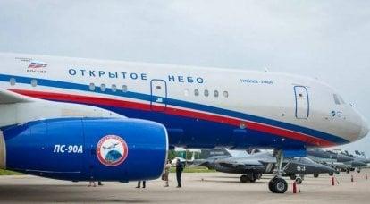 UE preocupada por la retirada de Rusia del tratado de cielos abiertos