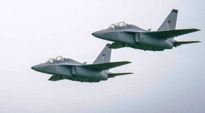 Polish Air Force replenished with two M-346 Master combat training aircraft (UBS)