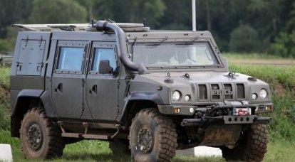 L'esercito russo non è mai venuto fuori: sulla jeep corazzata italiana IVECO
