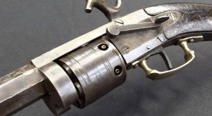미국 회전 카빈총 : 다른 것보다 더 독창적 인 것
