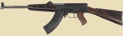 AK-47からAKMへ