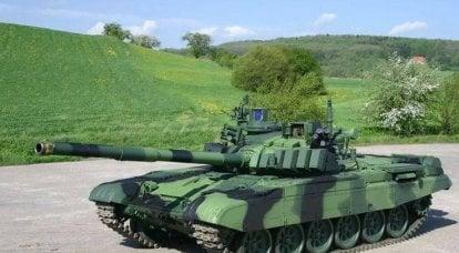 Neden T-72'nin Çek modernizasyonu Sovyet ve Rus'tan daha başarılıydı?