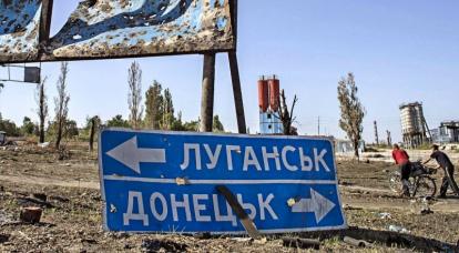 Divorzio finale di LDNR e Ucraina: è ora che coloro che non sono d'accordo se ne vadano