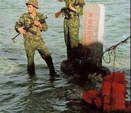 南沙群岛 - 东南亚可能发生军事冲突的地区