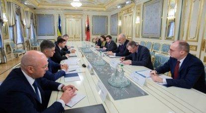 Ennemi officiel? Stratégie de sécurité nationale de l'Ukraine
