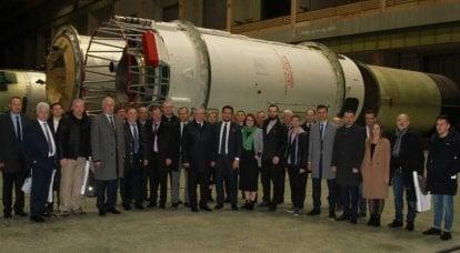 """""""O lançador vai decolar sobre o Mar Negro e cair no Mediterrâneo"""": na Ucrânia, eles falaram sobre o projeto do cosmódromo perto de Kherson"""