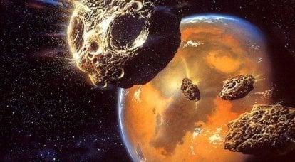 Volo di Marte annullato