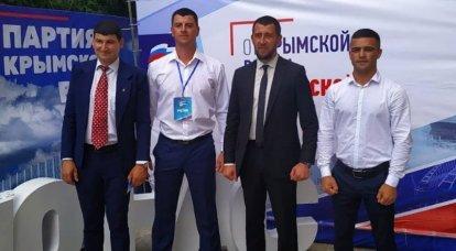 Krimtataren fordern Ankara auf, die Krim als russisch anzuerkennen