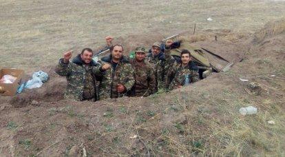 El Senado francés propuso reconocer la independencia de Nagorno-Karabaj