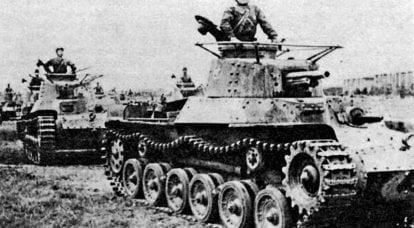"""Progetto """"Ka-Ha"""": come i giapponesi hanno creato un carro armato, uccidendo una scossa elettrica"""