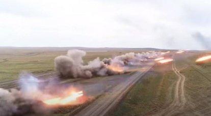 Le moment du début des tests d'état des nouvelles munitions pour le système de lance-flammes TOS-2 a été annoncé