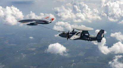 Boeing, MQ-25 Stingray güverteye monte dron fabrikasının inşasını duyurdu