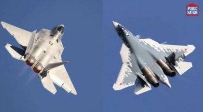 F-35 vs Su-57: her şey sahte olmanın eşiğinde