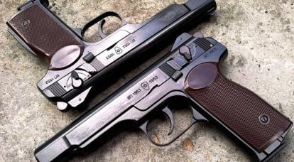 Top 10 most powerful pistols in Russia. 2020 ranking